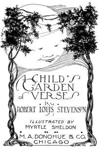 Beautiful poetry books such as A Child's Garden of Verses can spark delight in words and help children gain skills for reading comprehension.