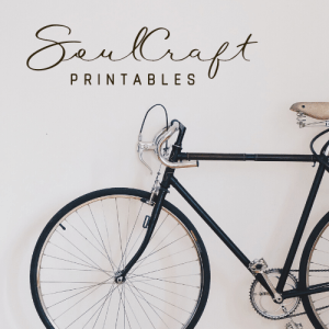 SoulCraft Printables offers printable quotes from my commonplace books.