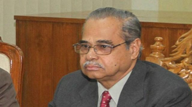 প্রধান নির্বাচন কমিশনার সিইসি কাজী রকিবউদ্দীন আহমদ