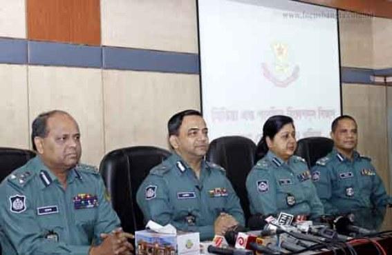 Benogir Ahmed Press Briefing-------------Sohel---------3