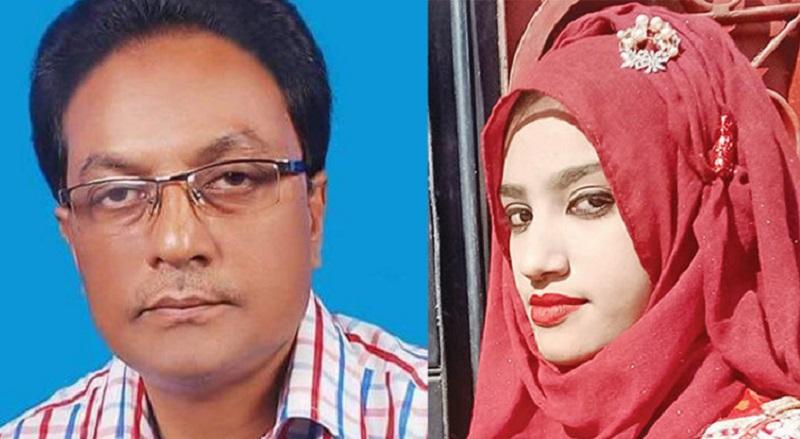 নুসরাত হত্যা: উপজেলা আ.লীগ সভাপতি রুহুল আমিন আটক