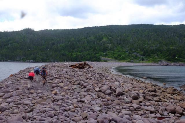 The Freshwater barashois