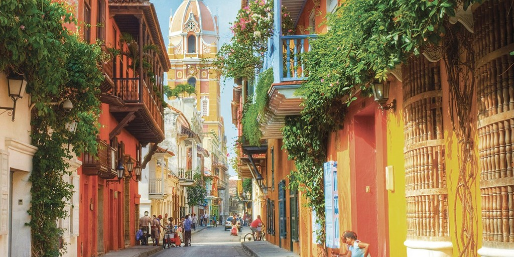 How to Spend 4 Day In Cartagena, Colombia