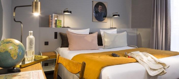 """Résultat de recherche d'images pour """"lit coq hotel paris"""""""