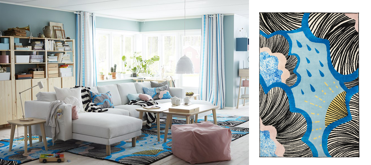 where to find the latest trendy carpets