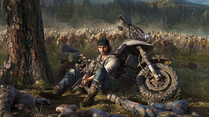 Days Gone si mostra ancora