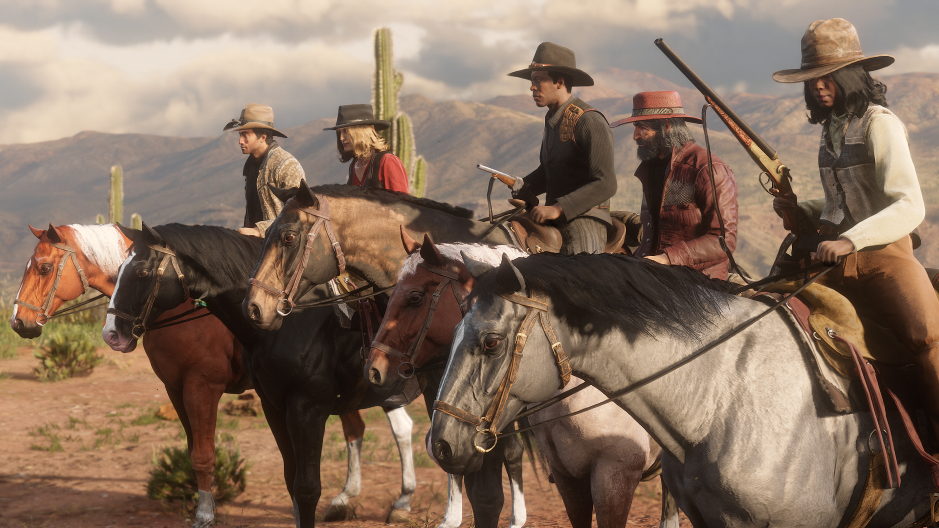 Red Dead Online – 5 lingotti d'oro in regalo