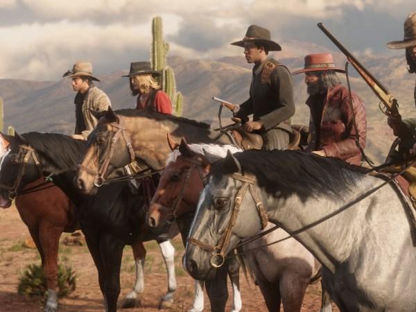 Red Dead Online – 5 lingotti d'oro in regalo