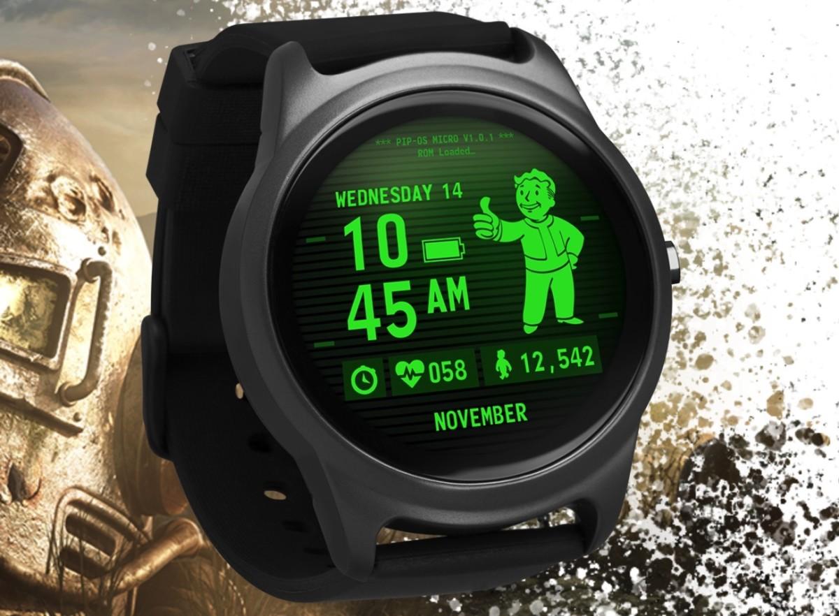 Smartwatch di Fallout