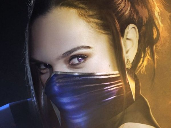 Gal Gadot e The Rock in Mortal Kombat