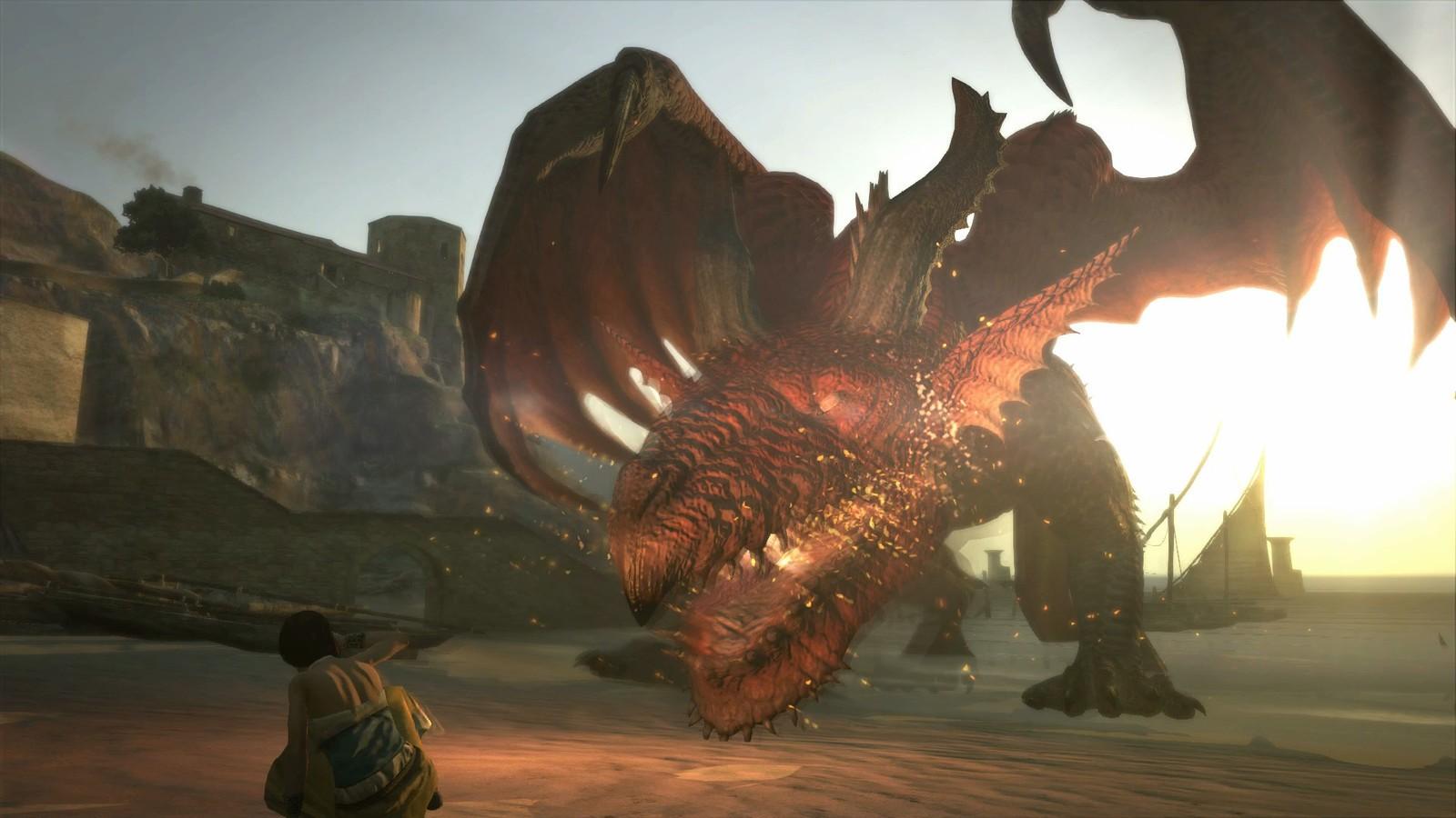 All'orizzonte Dragon's Dogma II?