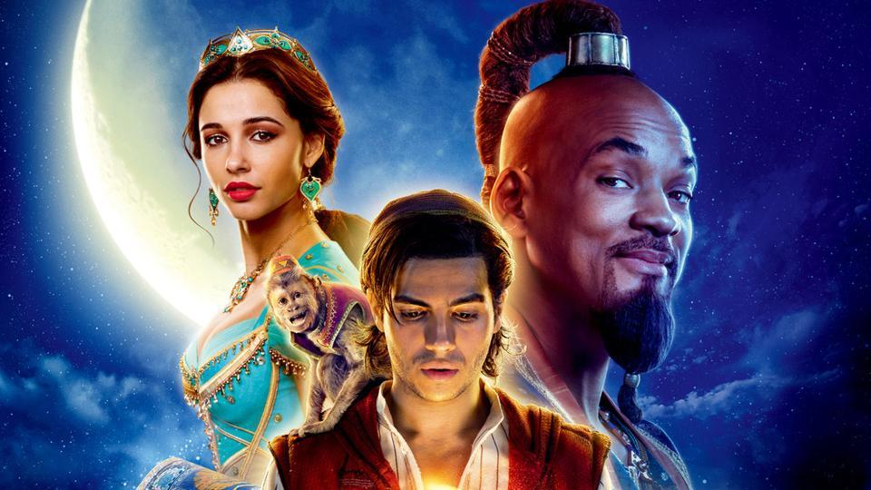Il nuovo trailer di Aladdin