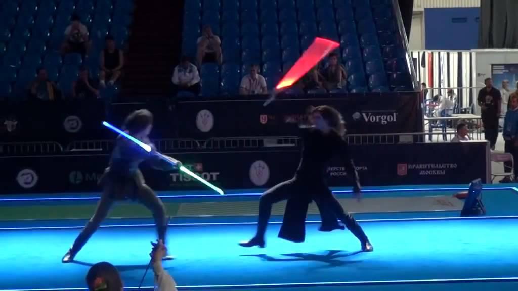 Il duello con le spade laser da ora è disciplina olimpica