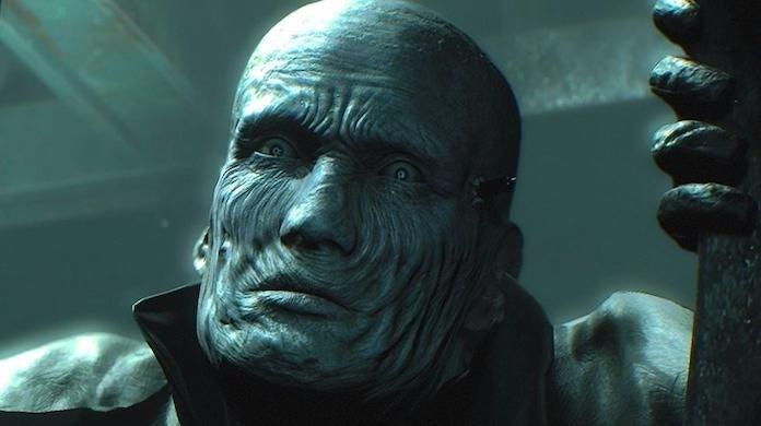 A sorpresa due Mr. X in Resident Evil 2