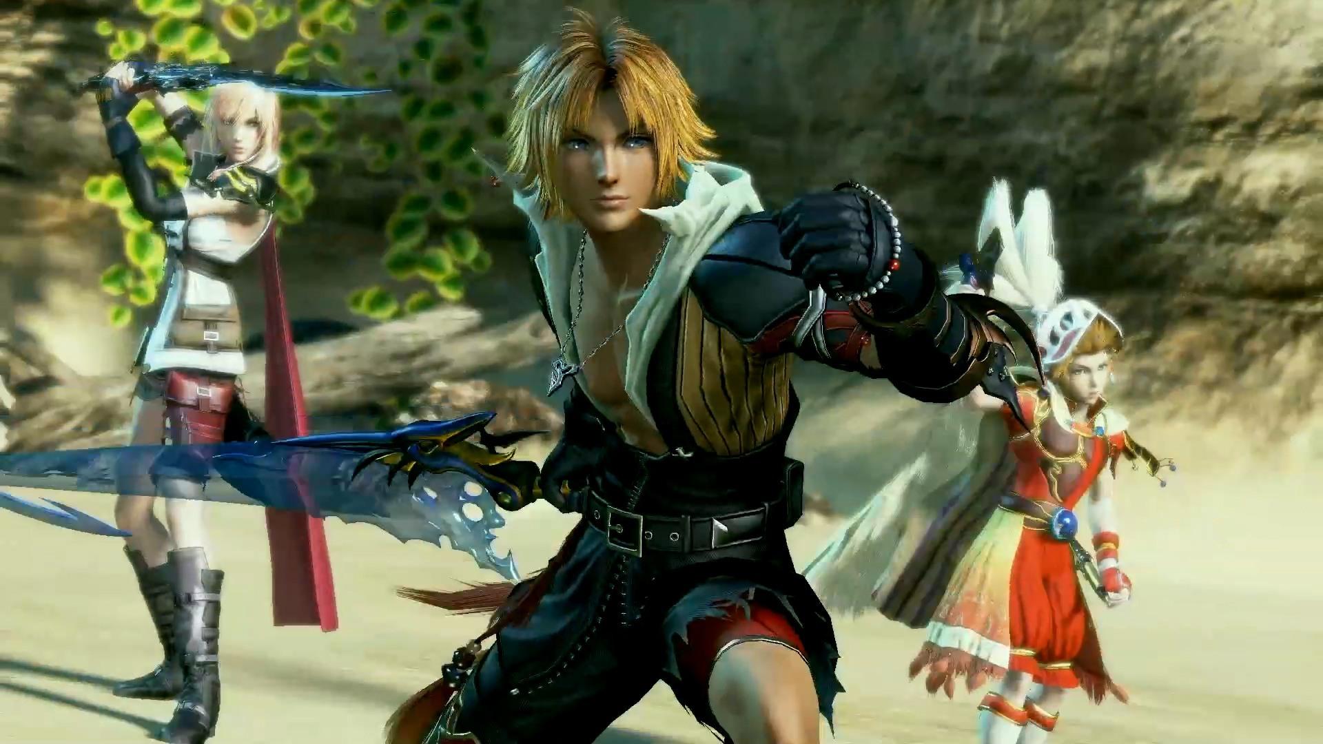 Dissidia Final Fantasy NT: Zenos yae Galvus scende in battaglia
