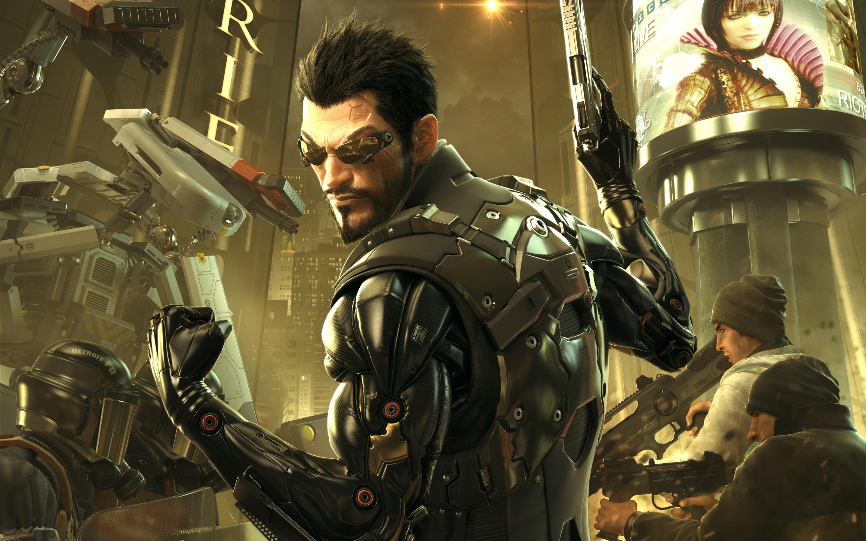 Deus Ex: L'art director annuncia una nuova avventura professionale!