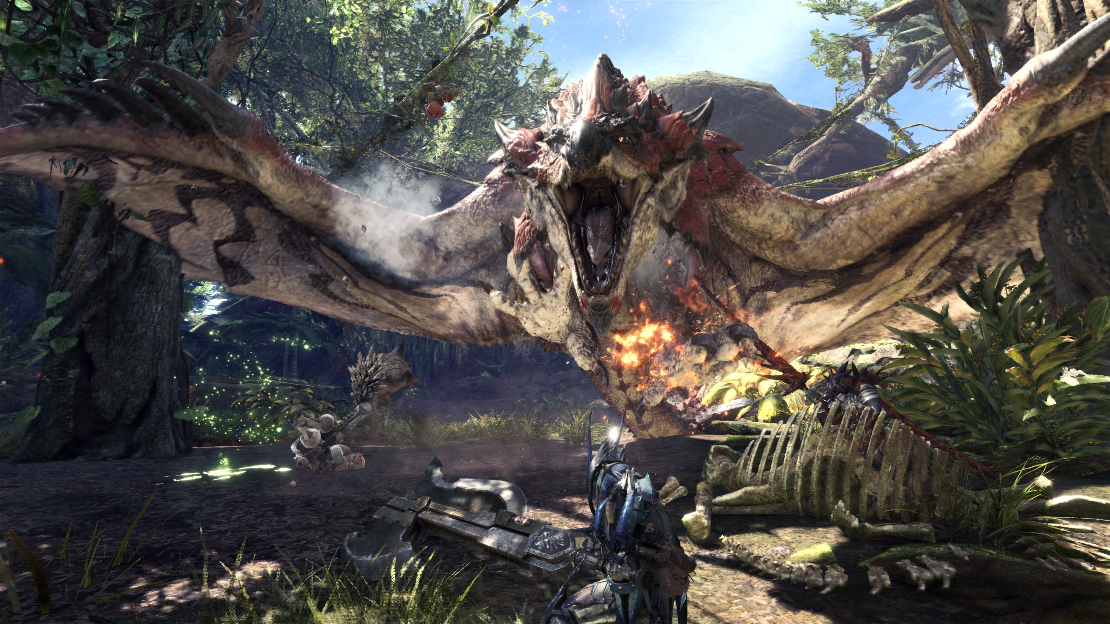Monster Hunter World Update 5.2