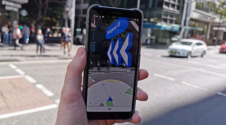 Google Maps – Il futuro è in realtà aumentata