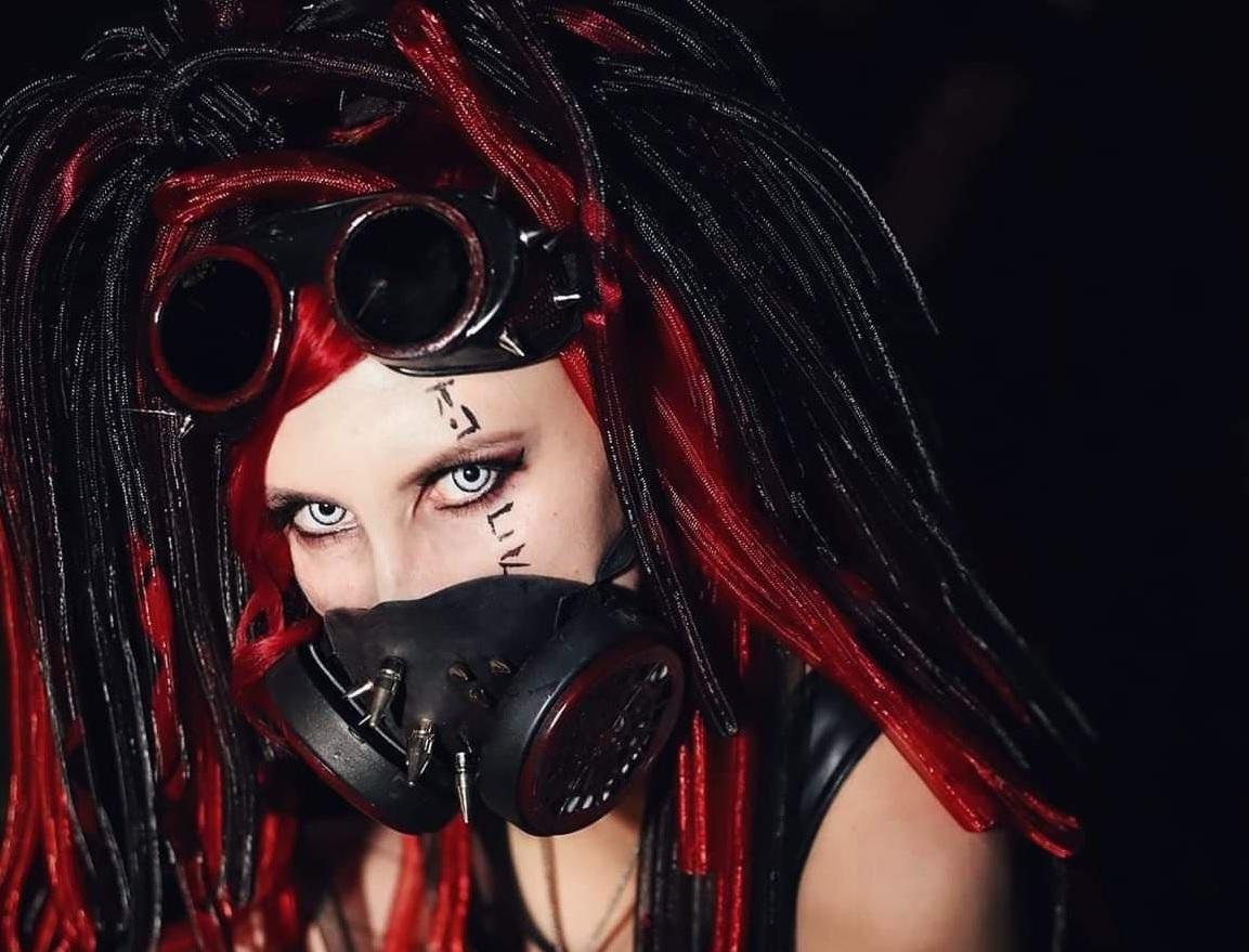 Un cosplay da paura di Nyx Stigma!
