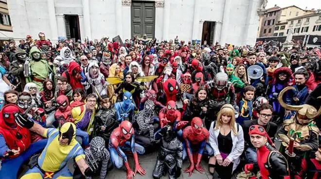 Lucca Comics & Games 2019, litri di pioggia e 270mila visitatori!