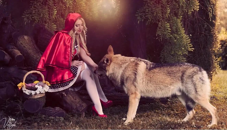 Cappuccetto Rosso – Il cosplay di una delle fiabe più amate