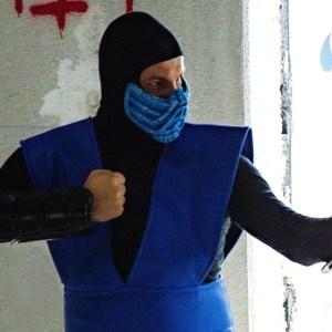 Il cosplayer Daniel Mercatali è il leggendario Sub-Zero dall'universo di Mortal Kombat!