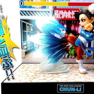 Una mini Chun-Li da collezione!