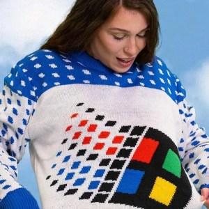 Il maglione del vero nerd!