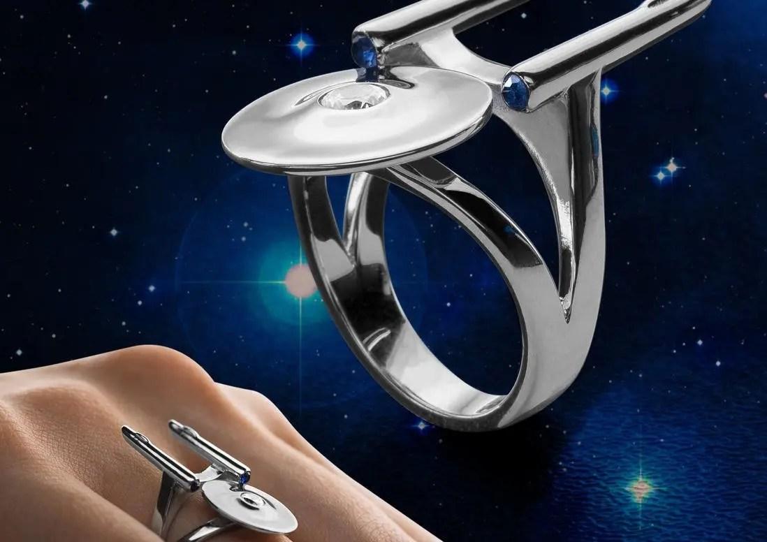 Un anello spaziale!