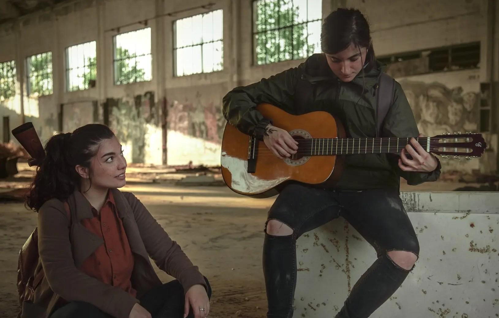 Le cosplayer italiane Virginia Ceci e Rita Grieco hanno vinto il contest ufficiale di The Last of Us Parte II!