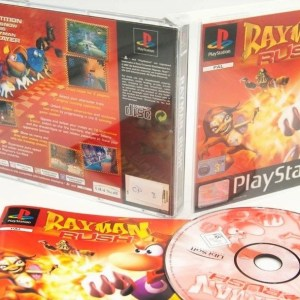 Rayman Rush, un bel ricordo da un'altra generazione di gaming!