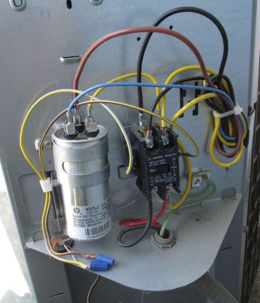 home a c compressor wiring  rfid access control wiring