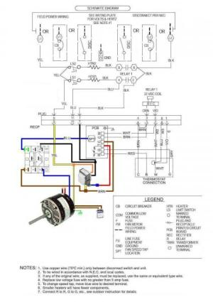 X13 ECM to PSC Blower Motor Conversion  Page 2  DoItYourself Community Forums