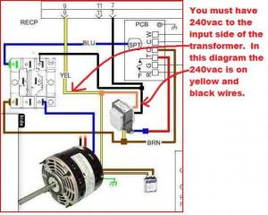 X13 ECM to PSC Blower Motor Conversion  Page 3