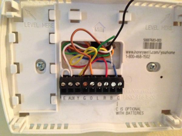 Wiring Diagram For Honeywell Rth2300 : Honeywell rth b wiring diagram zone control