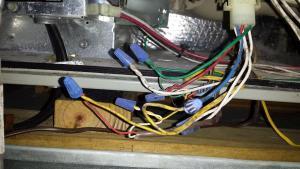 Help locating 24VAC mon wire on Trane Air Handler