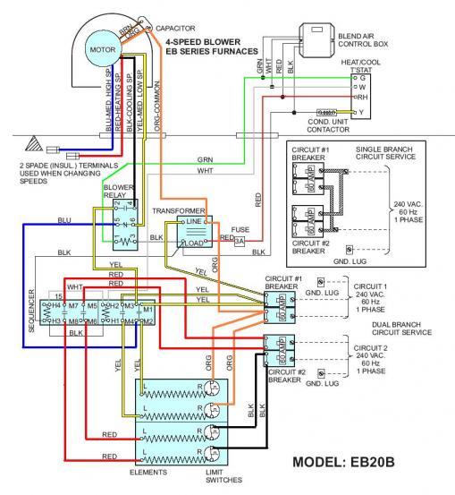 central electric furnace wiring diagram  2010 honda odyssey
