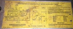 Coleman two wire thermostat wiring  DoItYourself Community Forums