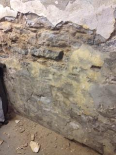 Which Products Do I Use To Repair The Basement Walls