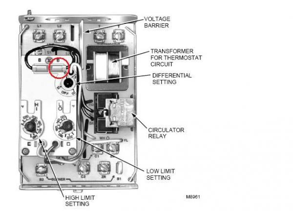 42209d1416639724 modifed wiring l8124a c l8151a triple aquastat untitled3?resize\=600%2C433 honeywell thermostat wiring diagram for circulator honeywell honeywell r845a wiring diagram at readyjetset.co