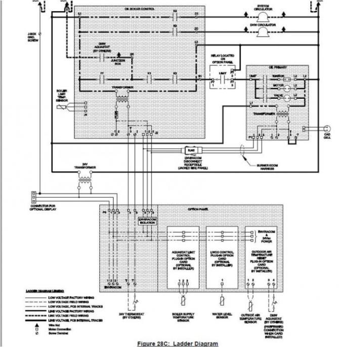 burnham boiler wiring diagram  refrigerator hard start