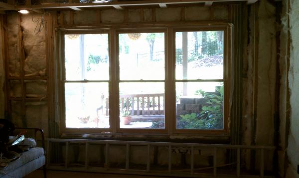 Advice On Installation Of French Doors With Separate Side