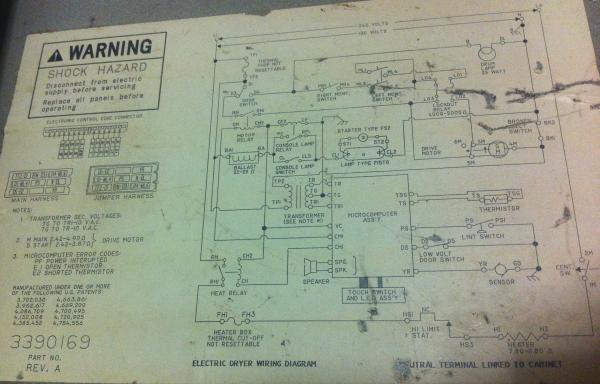 Kenmore 665 Wiring Diagram - efcaviation.com