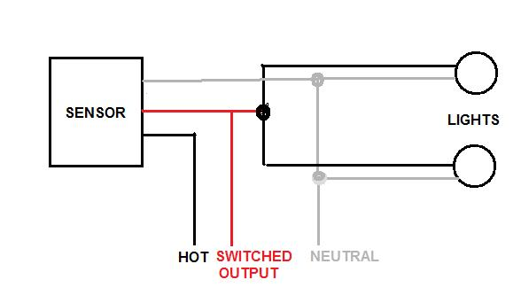 10057d1362890081 installing 2 motion sensors together motion?resize=588%2C333 wiring diagram for photocell sensor the wiring diagram motion sensor light switch wiring diagram at reclaimingppi.co