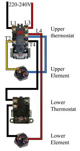 Water Heater Trips Circuit Breaker  DoItYourself