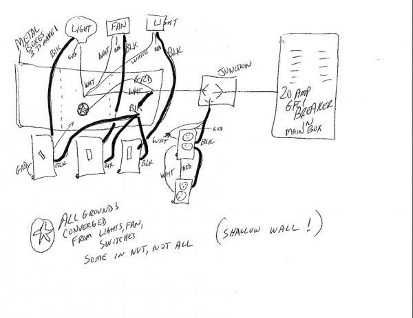 11039d1364931622 similar bathroom problem gfci metal box gfci diagram?resize\=600%2C463 r8845u honeywell r8845u wiring diagram at alyssarenee.co