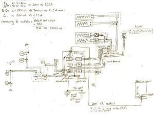 Feedback on subpanel, heating circuits, wiring diagram, parts list  DoItYourself Community