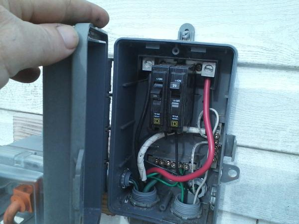 30 amp rv receptacle wiring diagram  hydronic heating