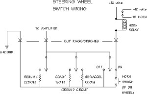 Relay trigger wire carries both 12v and ground