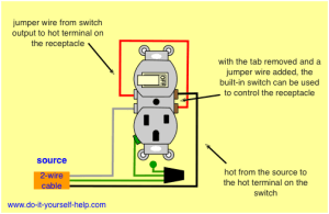 Combo Switch (FanLight  110v) to 2 Gang Timer Switch